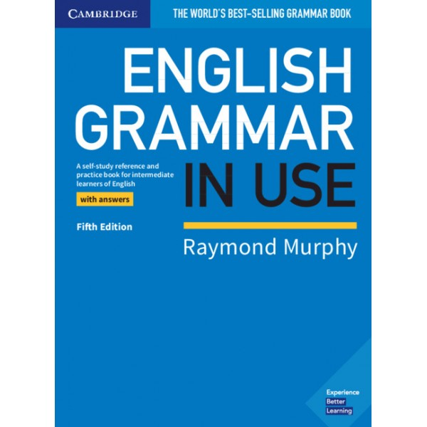 English Grammar in Use, Raymond Murphy. Book with Answers